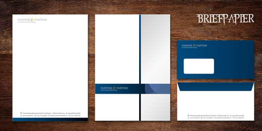 Briefpapier Gestalten : Briefpapier gestalten