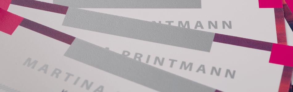 Visitenkarten Mit Silber Farbe Drucken Wirmachendruck Ch