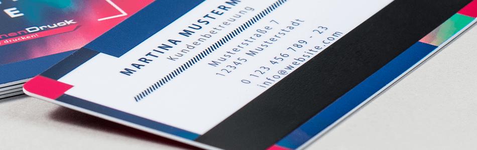 Visitenkarten Aus Plastik Drucken Wirmachendruck Ch