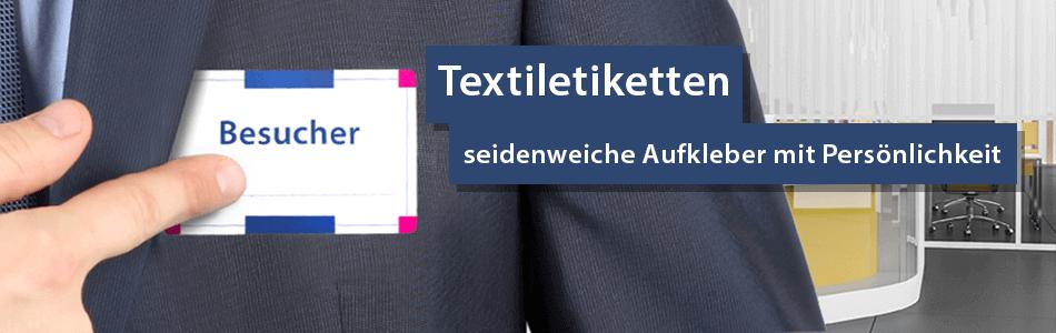 Textiletiketten Professionell Drucken Lassen Wirmachendruckch